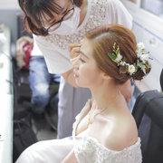 新娘秘書Winnie的白色時尚新秘!