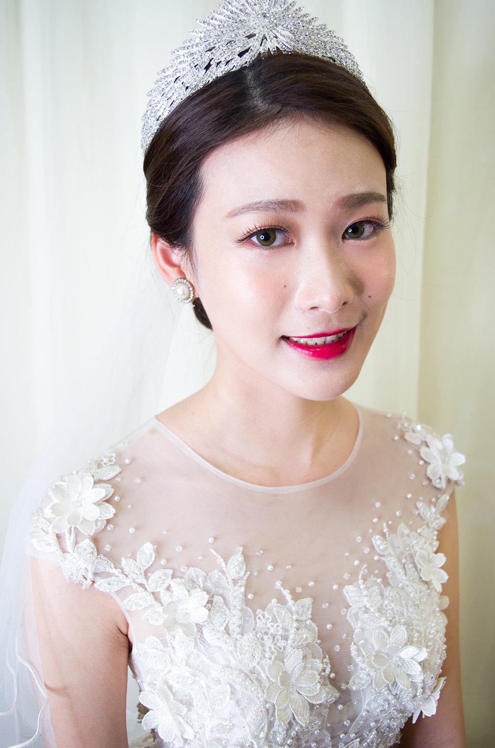 1030303-8 - Winnie白色時尚城堡新娘秘書《結婚吧》