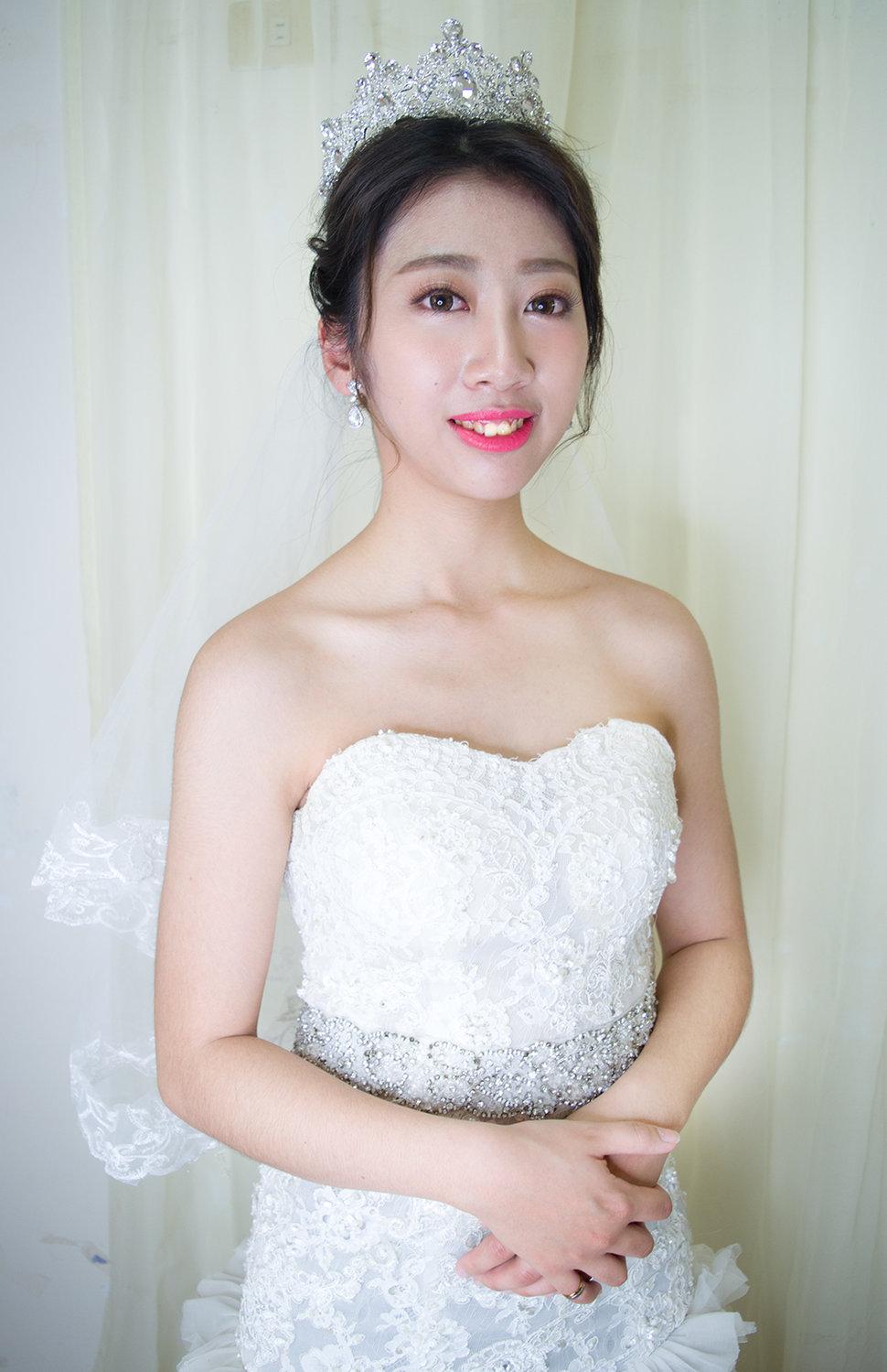 1080302-1 - Winnie白色時尚城堡新娘秘書《結婚吧》