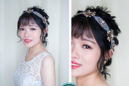 仙女般的新娘