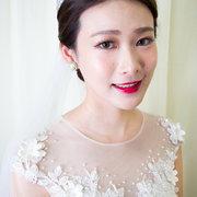 Winnie白色時尚城堡新娘秘書!