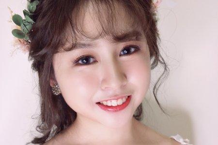 仙仙風格精緻妝容造型
