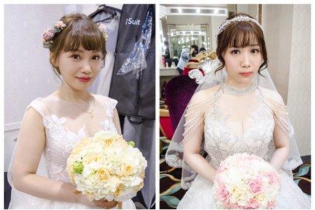 12~6月新娘妝容造型作品