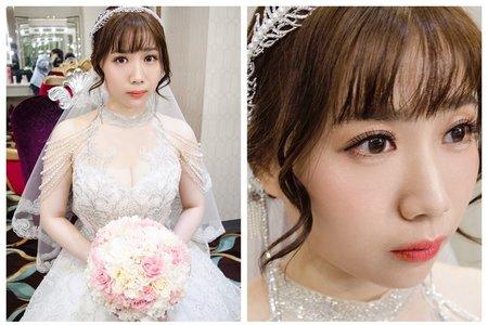 貴氣高雅的氣質新娘(台南雅悅)