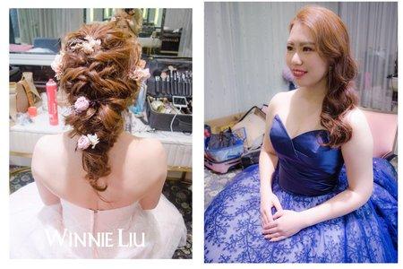 甜美時尚閃耀的新娘(台中新天地)