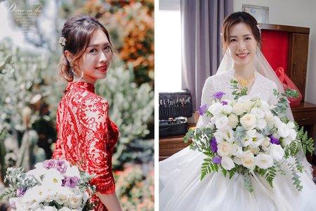 韓系妝容氣質新娘(龍井/彰化)