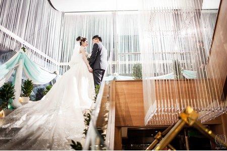 婚禮紀錄 喆軒 紫婷 結婚 花園