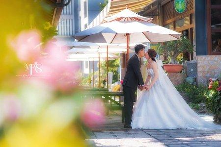 結婚記錄-玠澄-靖芳@南投樂涼園藝美食餐廳@婚攝桃Mr.