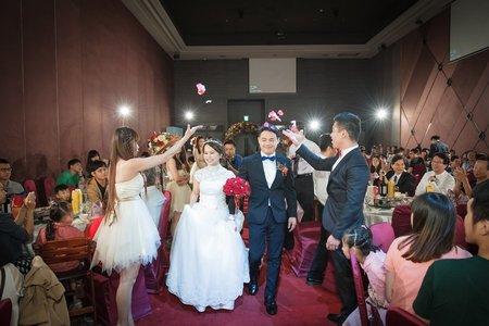 結婚紀錄-建育-錦旻-大中華國際美食會館@婚攝桃Mr.