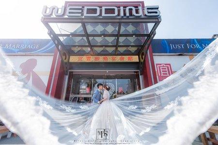 台中婚攝 ▎結婚紀錄+午宴☆暐程+佩芸 ▎台中/豐原/宜豐園(龍鳳廳) @婚攝桃子先生