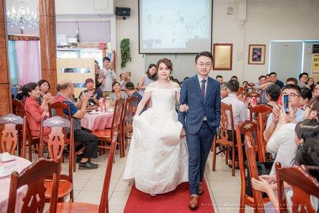 彰化婚攝 ▎結婚紀錄+午宴☆哲銘+偲晏 ▎彰化/鹿港/濠誠餐廳@婚攝桃子先生