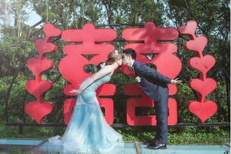鈞 ღ 絜.結婚.大溪山水庭園餐廳