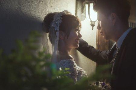 偉 ღ 穎.結婚.香草花緣