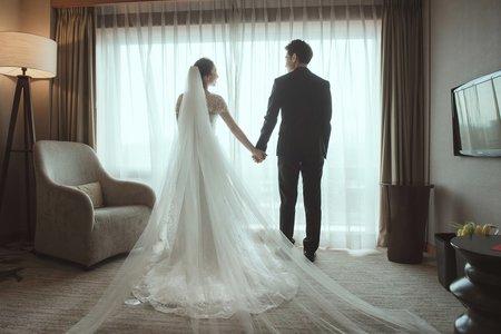 鈞 ღ 瑋.結婚.六福皇宮