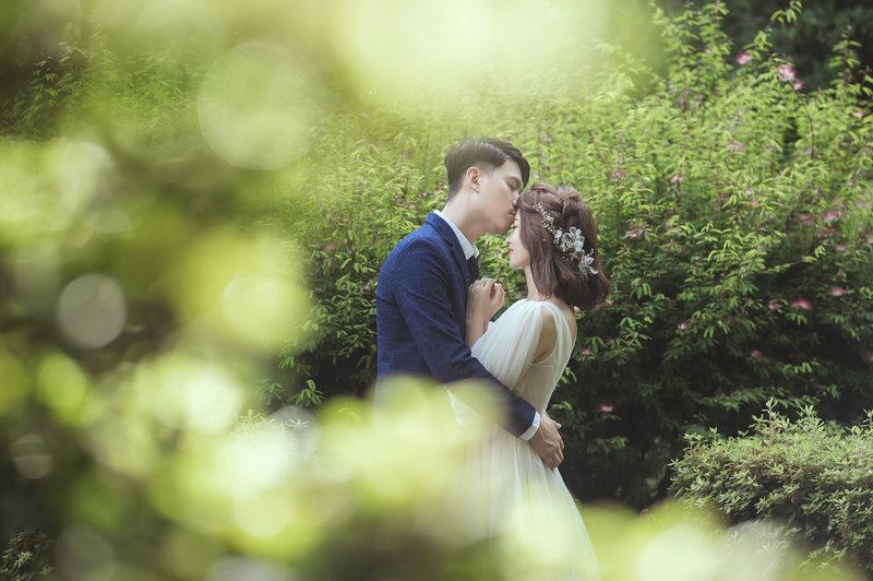 嗨攝影 - 自主婚紗作品