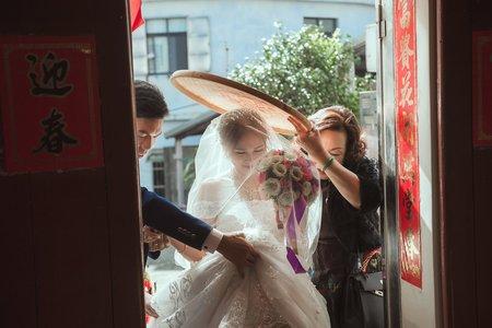 彥 ღ 文.結婚.訂結儀式
