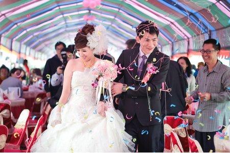 宏正&美琪 婚禮紀實