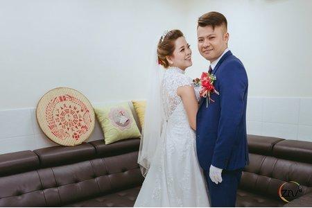 麒信&惠蓉 婚禮紀實