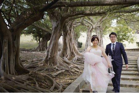 鴻耀&梓葳 婚禮紀實