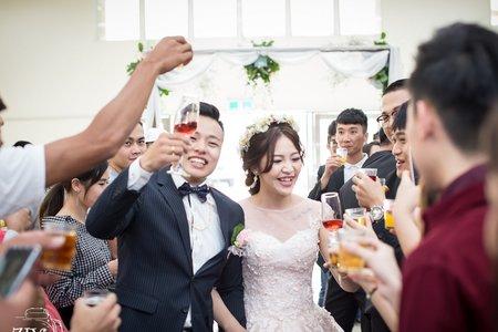 承勳&書詒 結婚+午宴