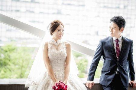 2016.05.22 南港雅悅 Raymond & Manda