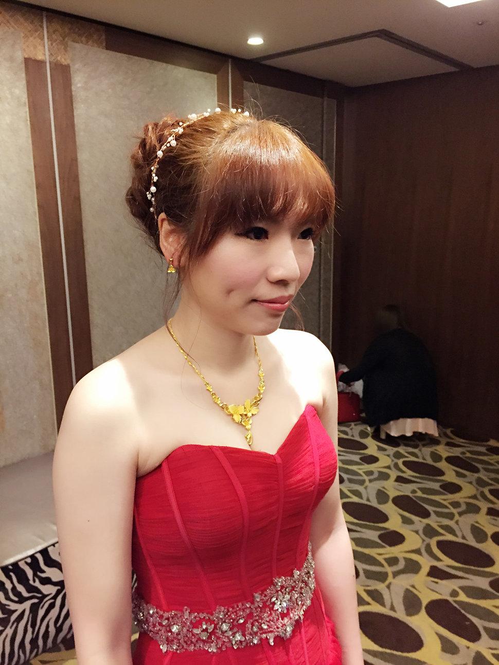 書甄訂婚午宴(編號:540115) - 吳若禎 Una 彩妝整體造型《結婚吧》