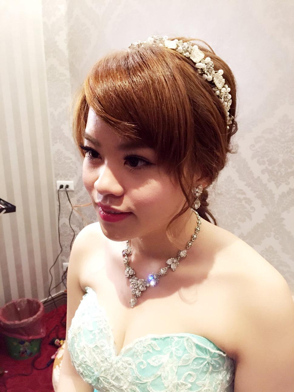 郁茹訂婚午宴(編號:540154) - 吳若禎 Una 彩妝整體造型《結婚吧》