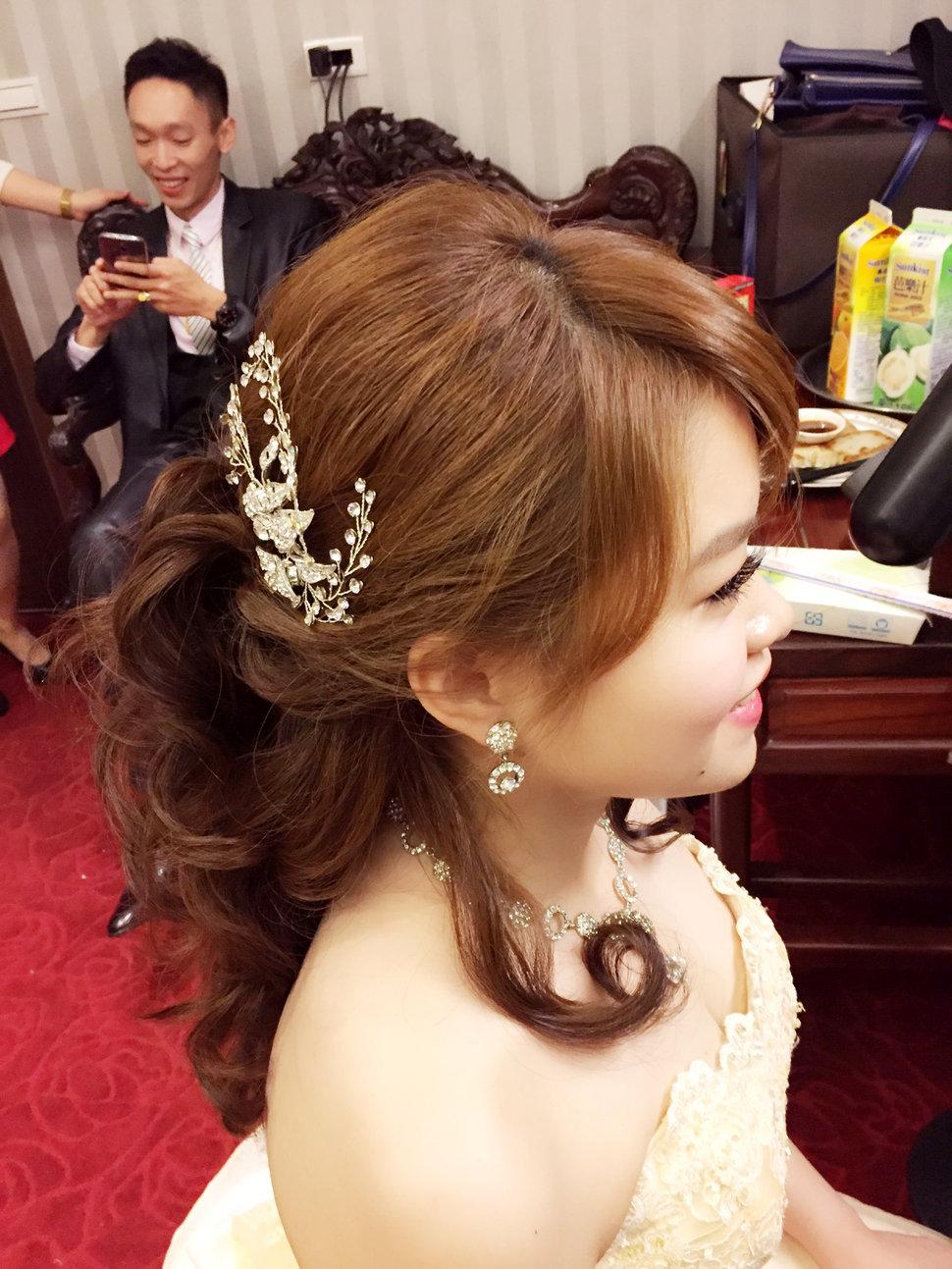 郁茹訂婚午宴(編號:540156) - 吳若禎 Una 彩妝整體造型《結婚吧》