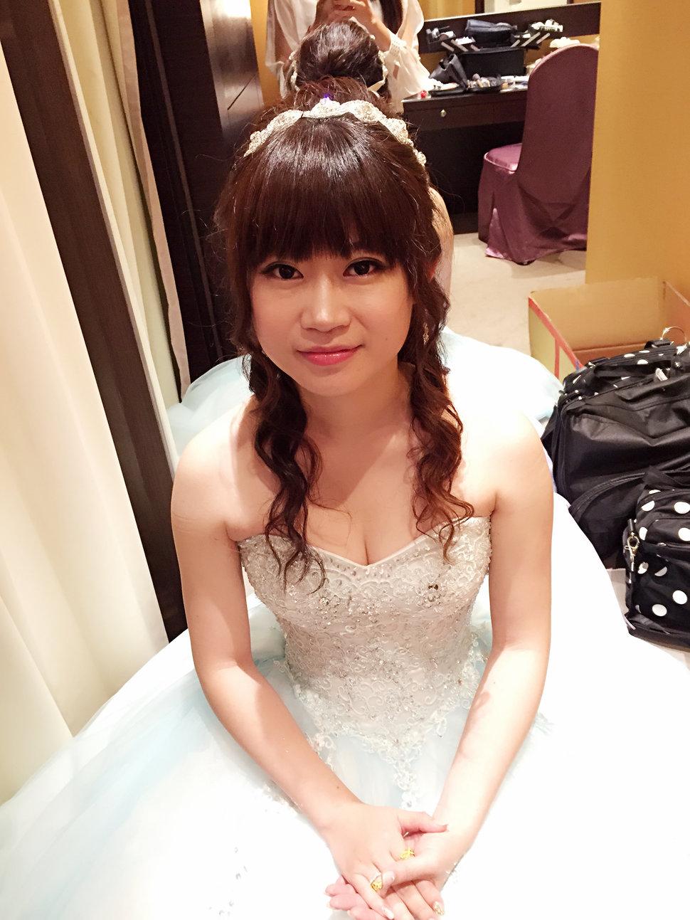 珮姍結婚午宴(編號:540325) - 吳若禎 Una 彩妝整體造型《結婚吧》