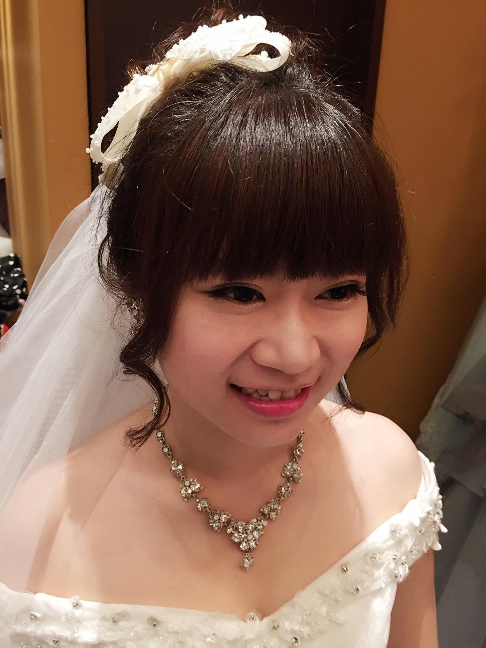 珮姍結婚午宴(編號:540327) - 吳若禎 Una 彩妝整體造型《結婚吧》