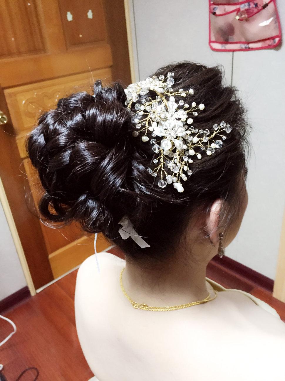 佳韻訂婚午宴(編號:545634) - 吳若禎 Una 彩妝整體造型《結婚吧》