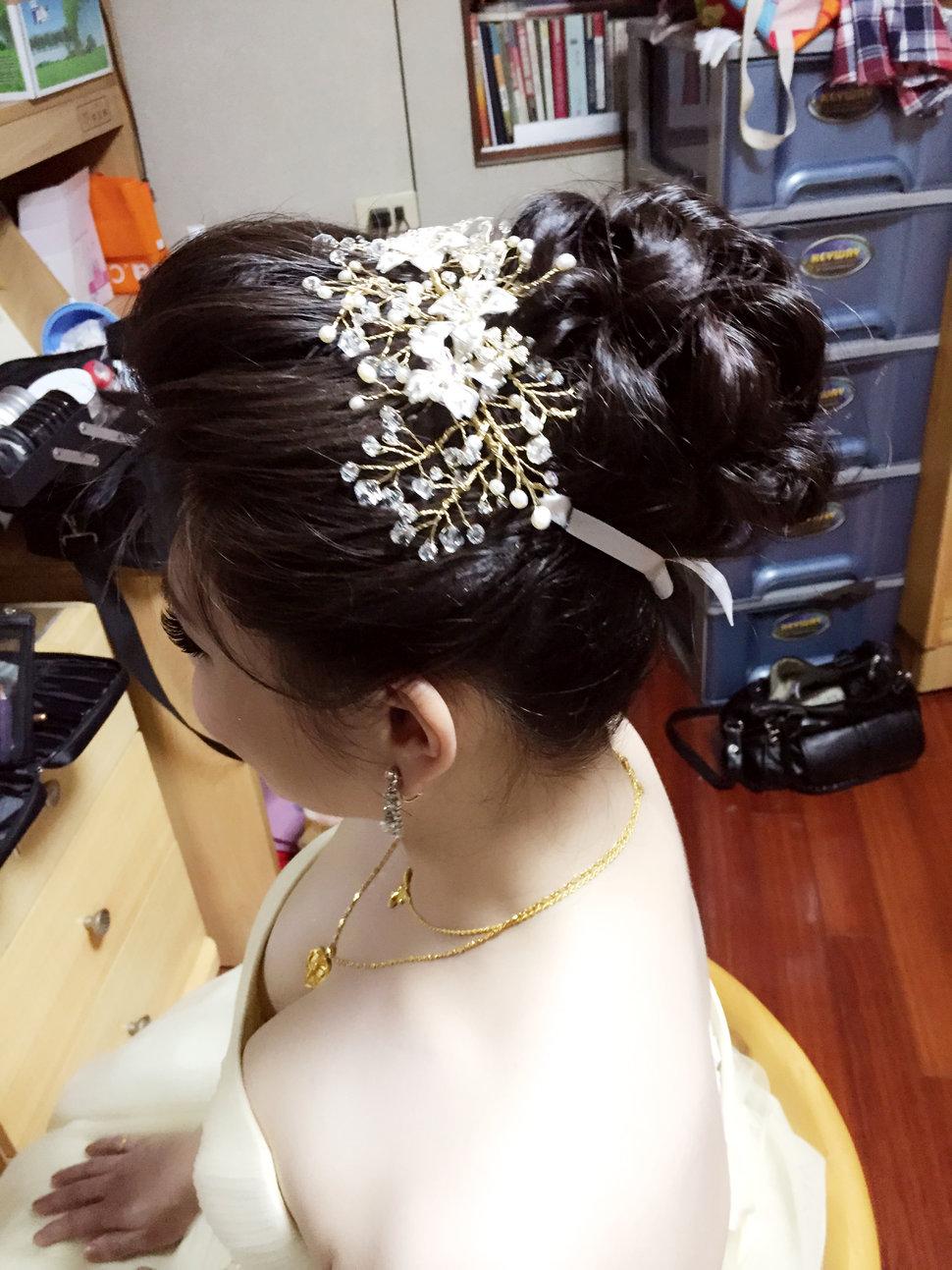 佳韻訂婚午宴(編號:545635) - 吳若禎 Una 彩妝整體造型《結婚吧》