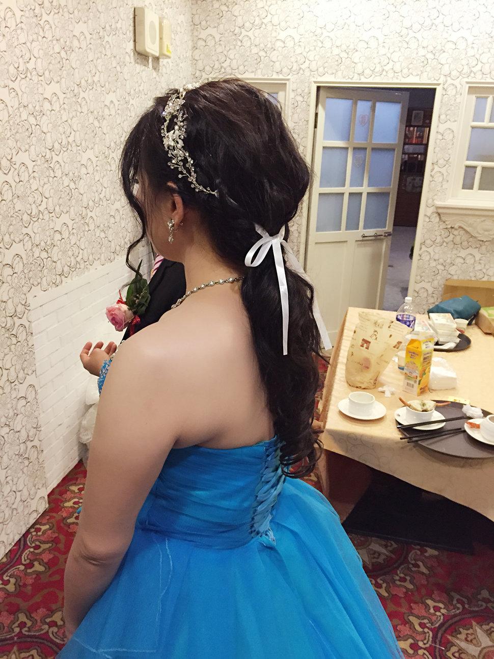 佳韻結婚午宴(編號:545665) - 吳若禎 Una 彩妝整體造型《結婚吧》