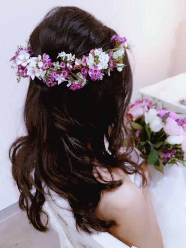 澳洲旅拍03(編號:554931) - 吳若禎 Una 彩妝整體造型《結婚吧》