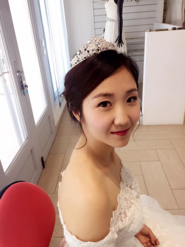 19598973_1569652999752970_7237247857070336077_n - 吳若禎 Una 彩妝整體造型《結婚吧》