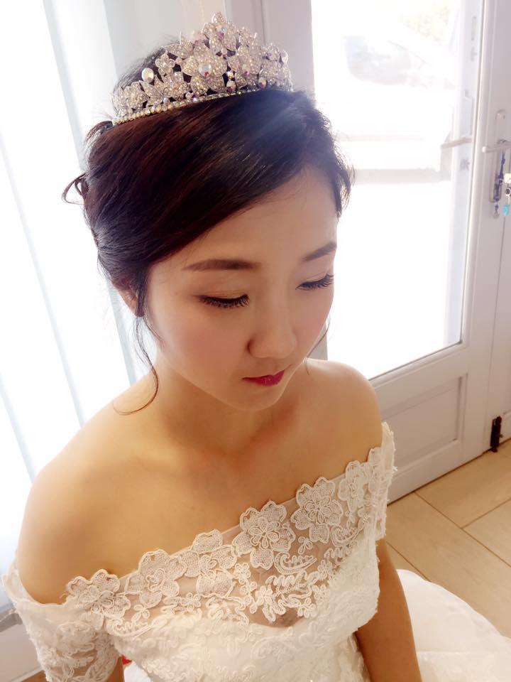19657092_1569653229752947_3002539697046959123_n - 吳若禎 Una 彩妝整體造型《結婚吧》