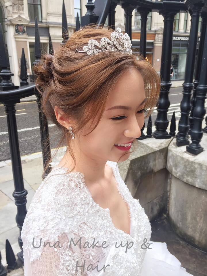 40361875_2079646105420321_1499684536882036736_n - 吳若禎 Una 彩妝整體造型《結婚吧》