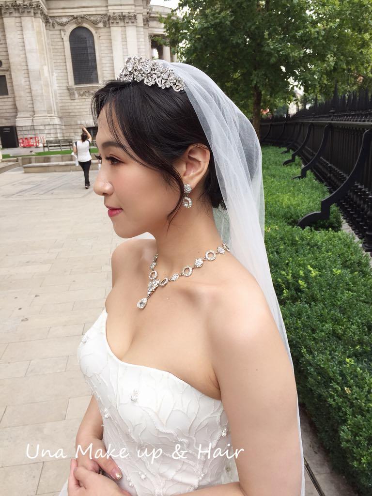 45799720_454932548244090_4184605573003608064_n - 吳若禎 Una 彩妝整體造型《結婚吧》