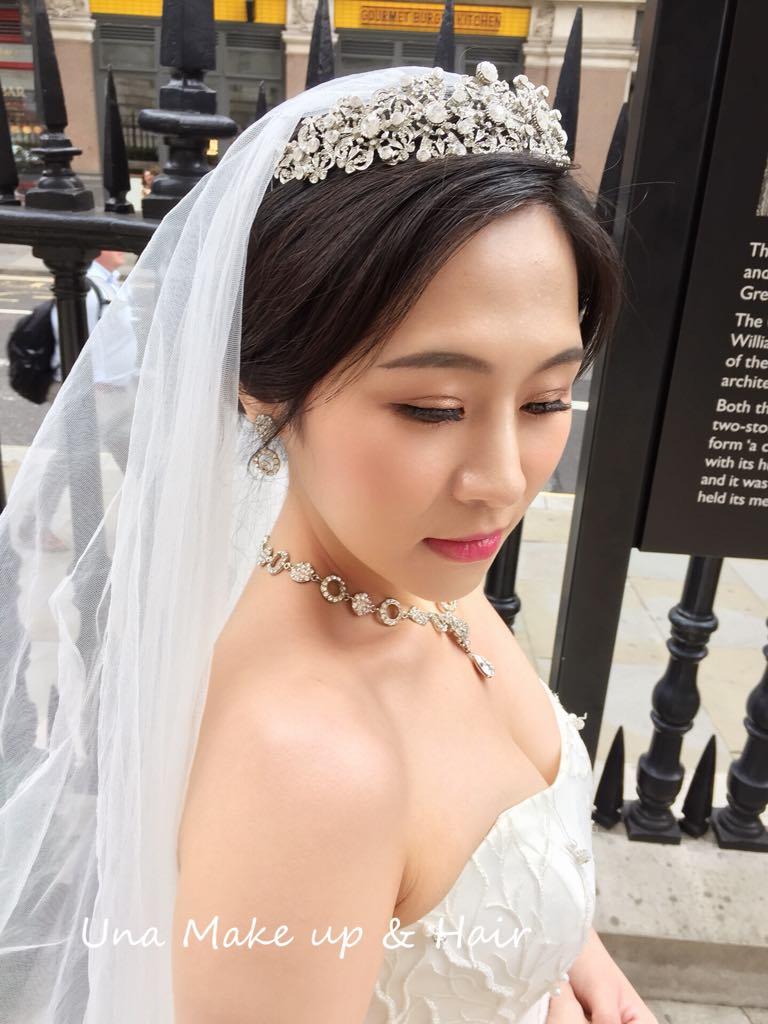 45863284_256018598405183_8725696773059772416_n - 吳若禎 Una 彩妝整體造型《結婚吧》