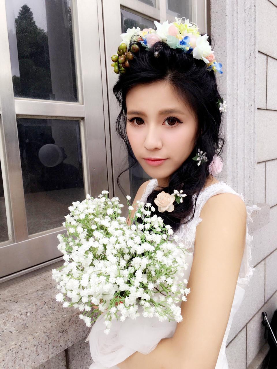 (編號:125248) - Candy彩妝造型 - 結婚吧