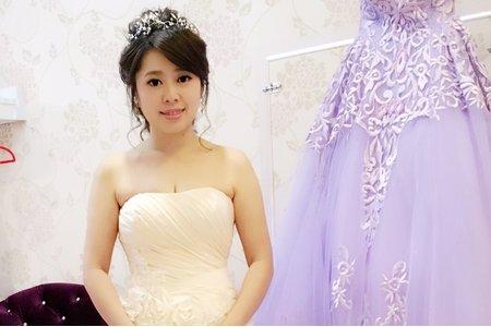 韓系微整型新娘~小王瞳  沂樂