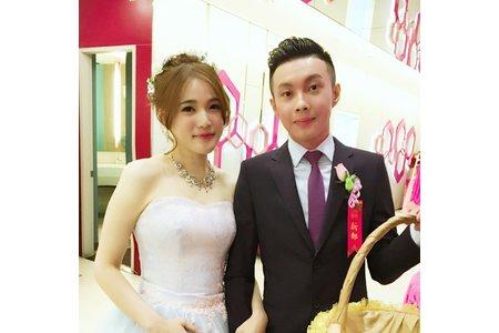 超美的公主新娘