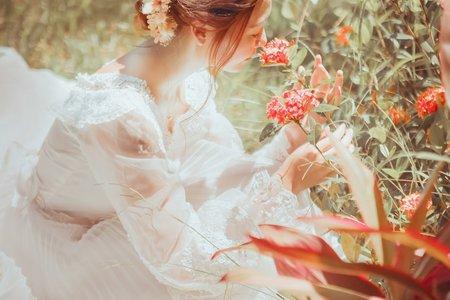 復古古董婚紗拍攝