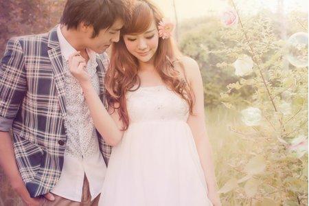 婚紗攝影*微甜午後