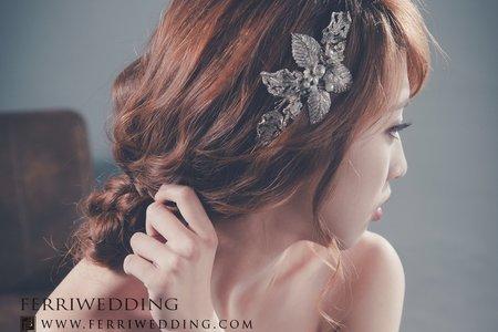 高雄翡麗婚禮│婚紗造型‧新娘秘書作品