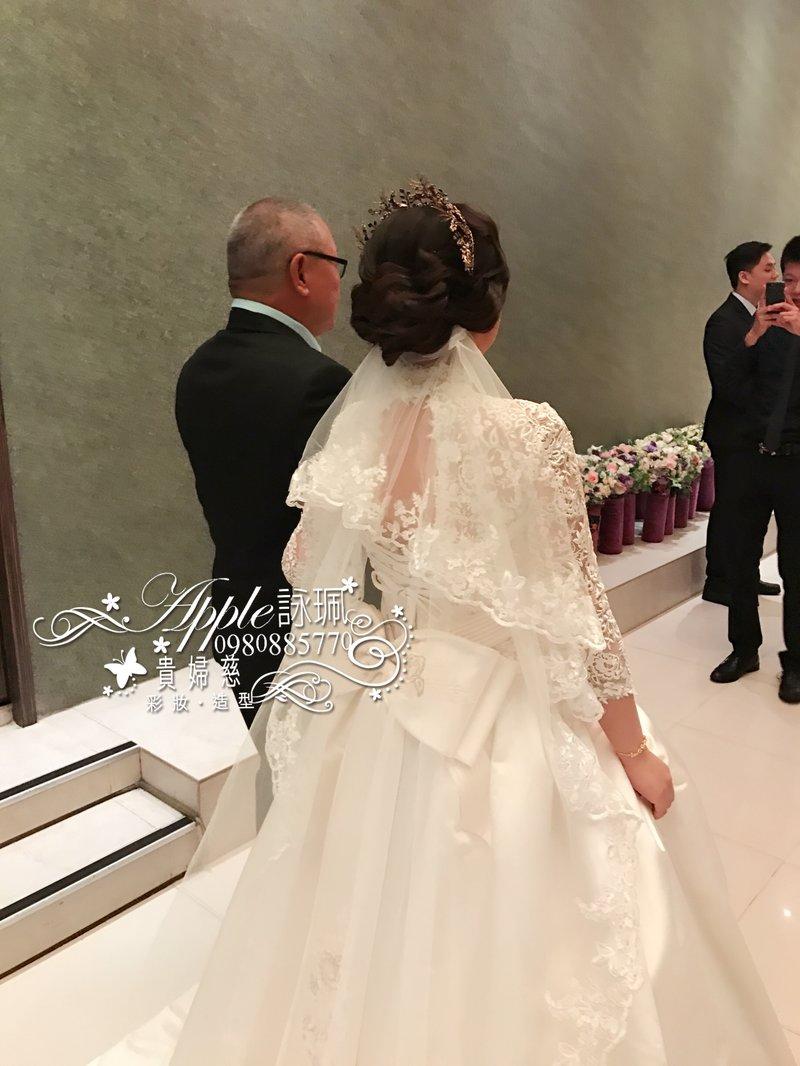 訂婚/結婚新娘秘書作品