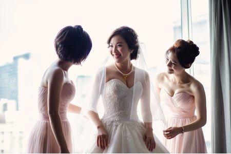 結婚午宴 - 台北晶華酒店
