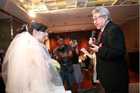 J ART攝影團隊 / 台北老爺大酒店迎娶
