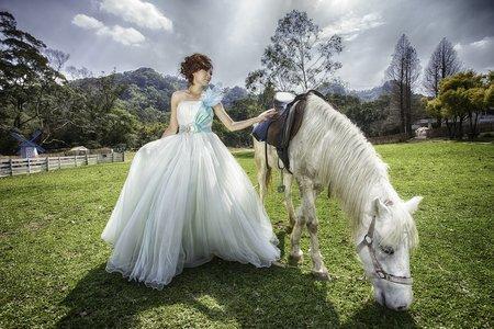 單人風格婚紗