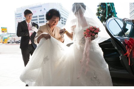 台北和璞飯店迎娶